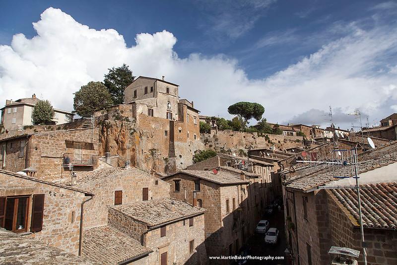 Orvieto, Umbria, Italy.