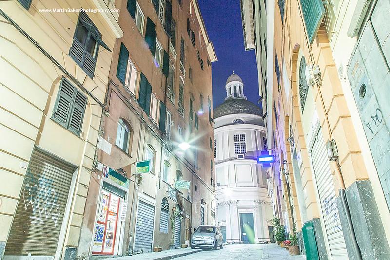 Chiesa Di San Giorgio,  Genoa, Liguria, Italy.