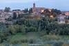 Santa Maria dei Servi, Siena, Tuscany, Italy.