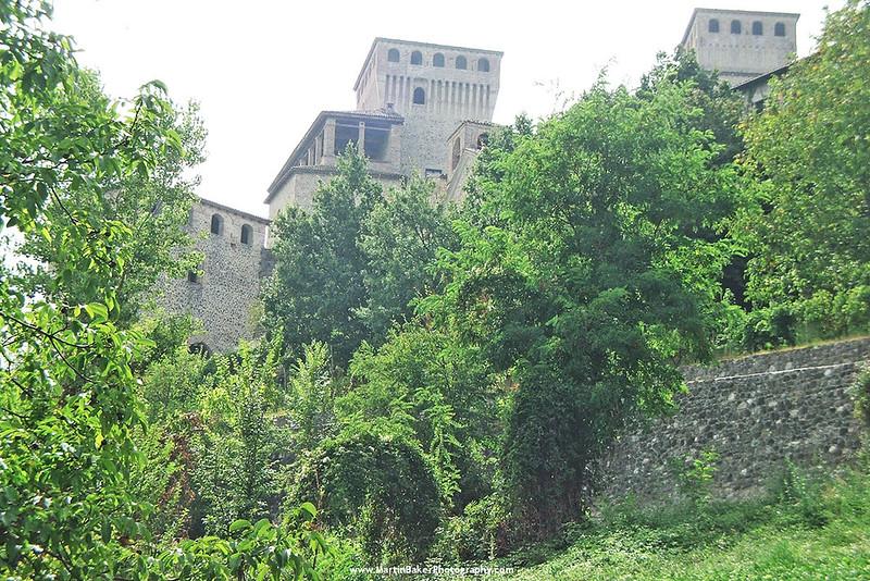 Torrechiara, Parma, Emilia-Romagna, Italy.