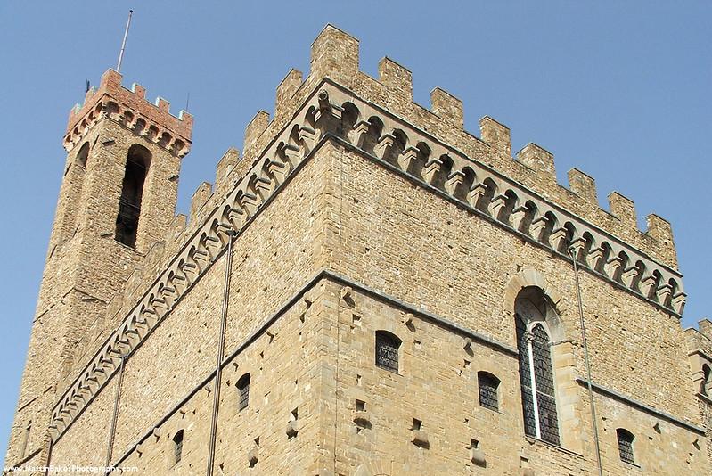 Palazzo Vecchio, Piazza della Signoria, Florence, Tuscany, Italy.