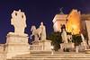 Piazza del Campidoglio, Rome, Lazio, Italy.