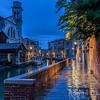 Rainy Morning in Venice