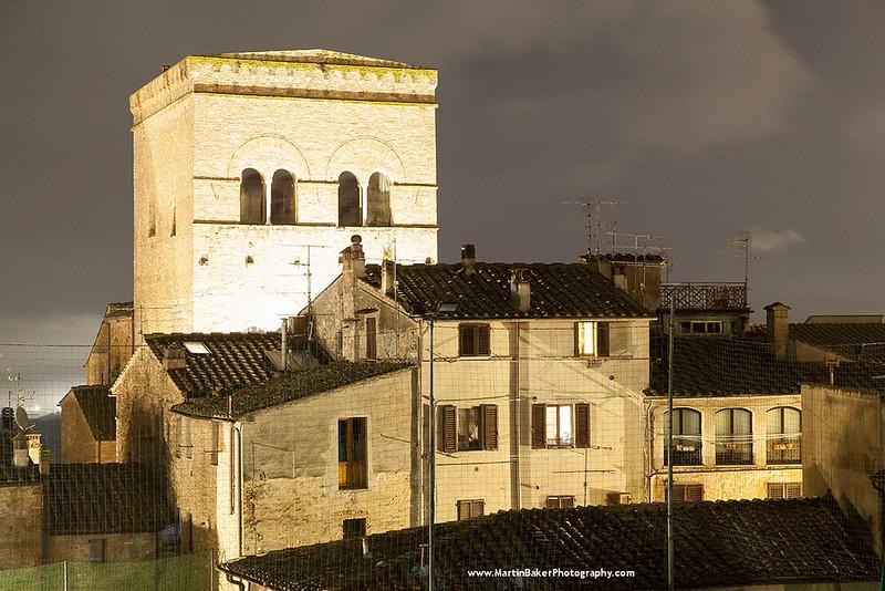San Gimignano, Tuscany, Italy.