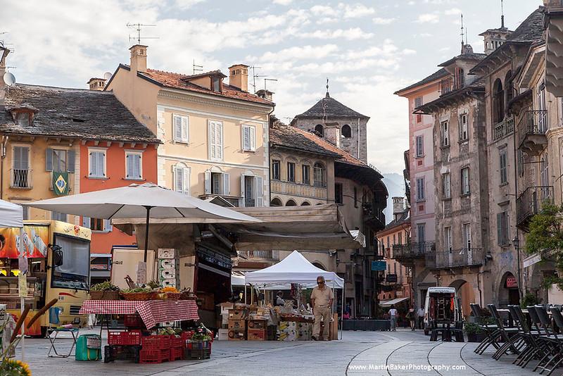 Domodossola, Piedmont, Venice, Italy.