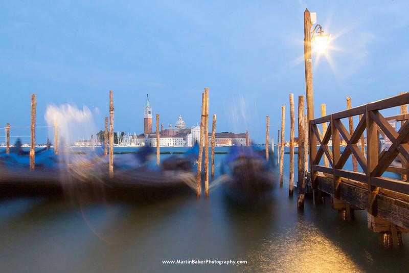 San Giorgio Maggiore, Venice, Italy.