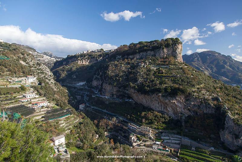 Ravello, Amalfi coast, Campania, Italy.