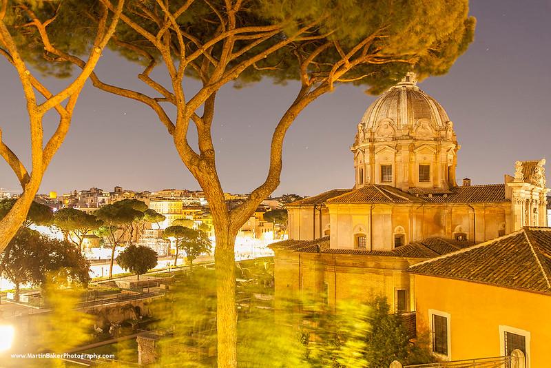 The Roman Forum, Rome, Lazio, Italy.