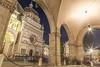 Piazza Vecchia, Bergamo, Lombardy, Italy.