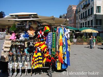 Getcha Venetian souvenirs here!