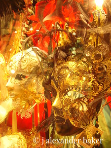 Carnivale Masks, Venice