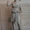 Artemis in a dress