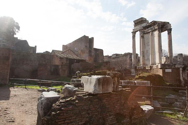 Roman Forum (Foro Romano)