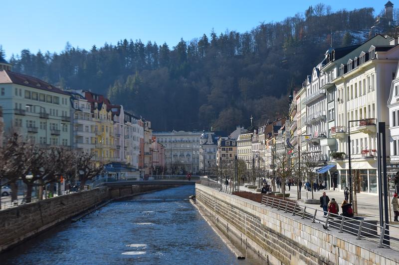 Views along the river