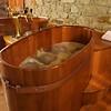Tub of beer & thermal waters!