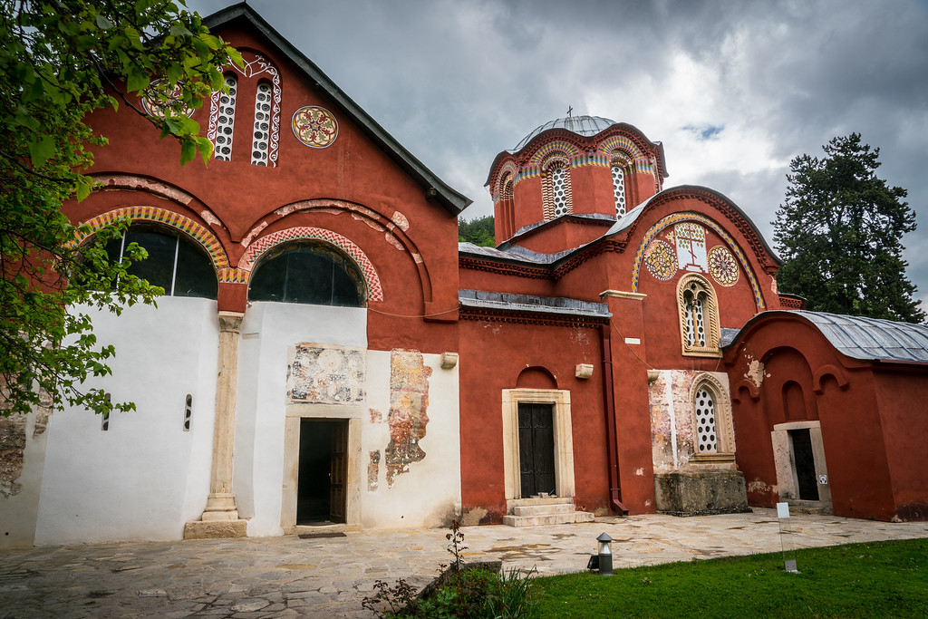 UNESCO World Heritage Sites in Serbia