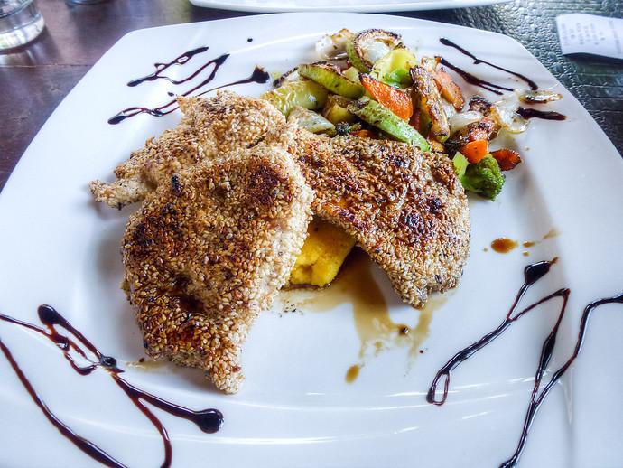 home restaurant pristina fish
