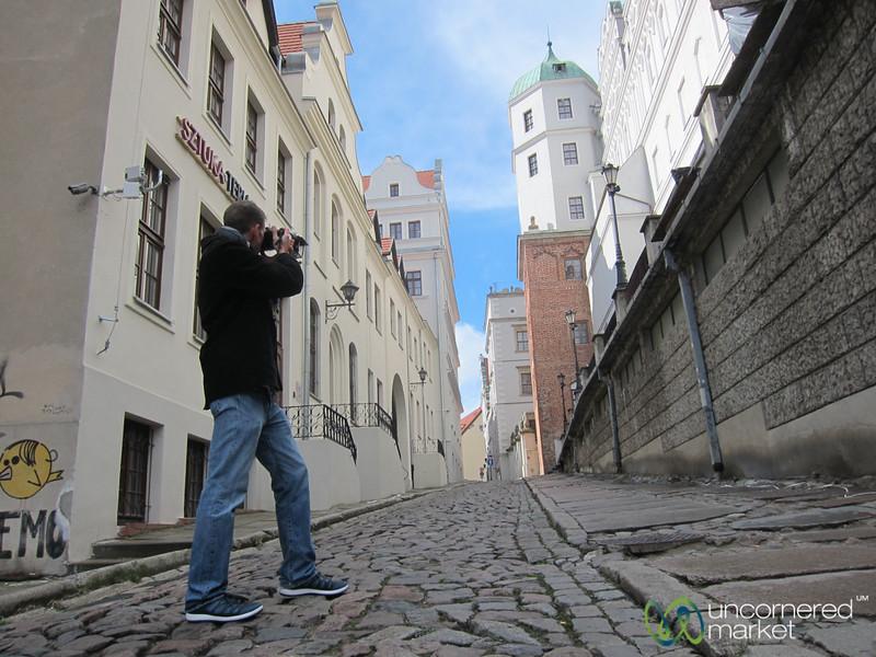 Dan Photographs the Pomeranian Dukes' Castle in Szczecin, Poland