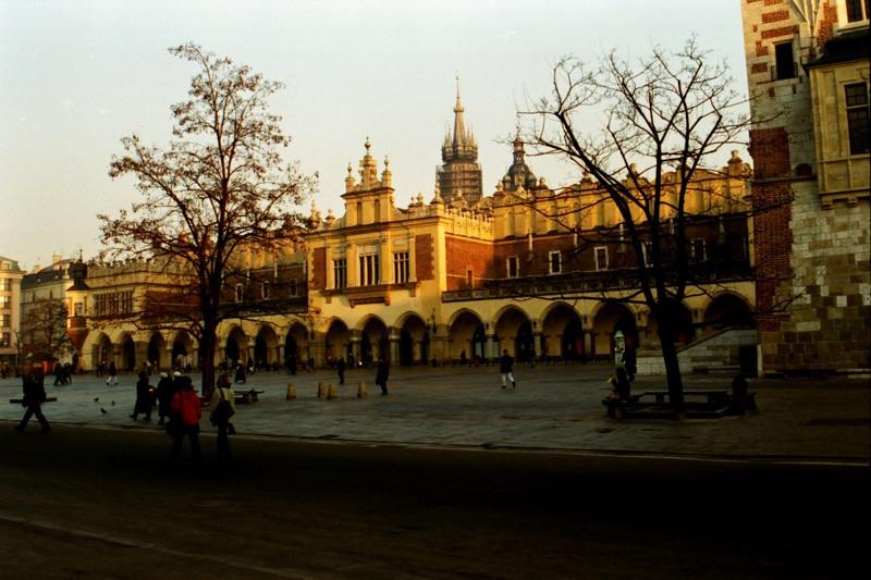 Market Square - Krakow, Poland