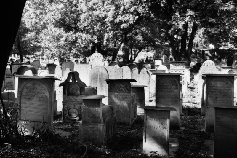 Jewish Cemetery - Krakow, Poland
