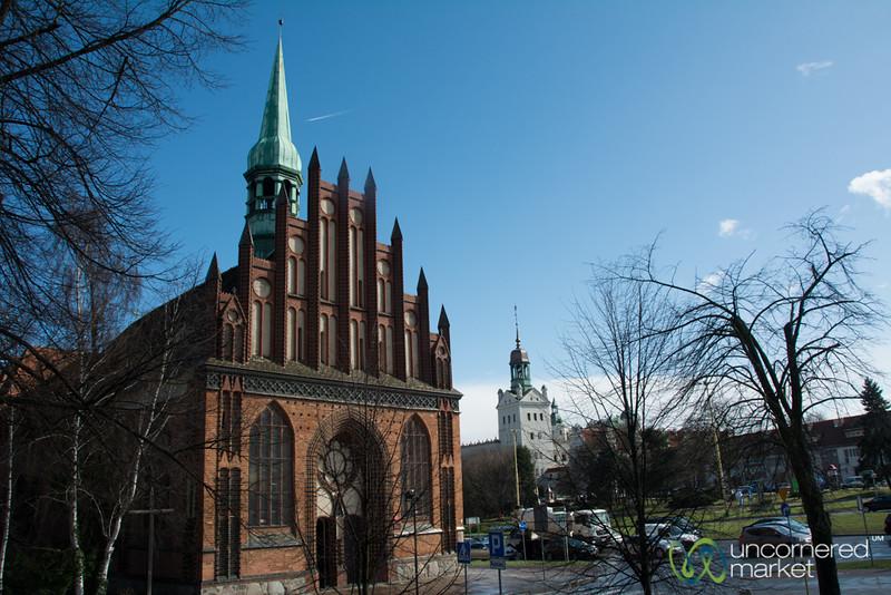 Peter and Paul Church - Szczecin, Poland