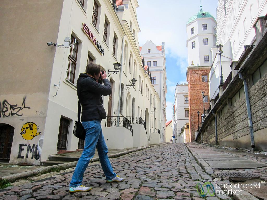 Audrey Photographs the Pomeranian Dukes' Castle in Szczecin, Poland