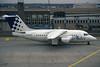 YL-BAN Avro RJ-70 c/n E1225 Frankfurt/EDDF/FRA 01-02-97 (35mm slide)