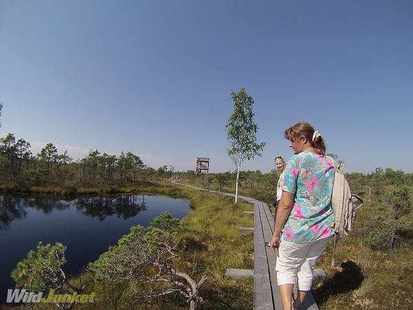 Agness my guide - kemeri national park