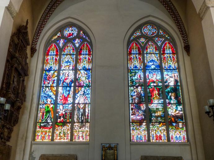 st peters church riga latvia