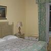 The bedroom of my suite