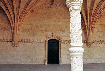 Lisbonne - Monastère de Jerónimos
