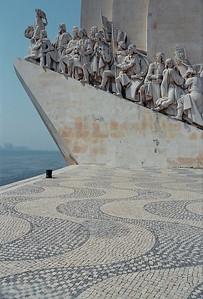 Lisbonne - Monument des Découvertes