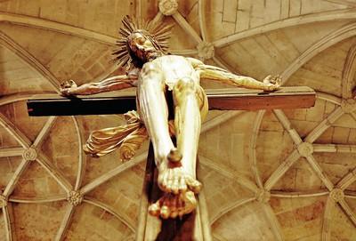 Lisbonne - Monastère de Jerónimos - Un grand corps malade…
