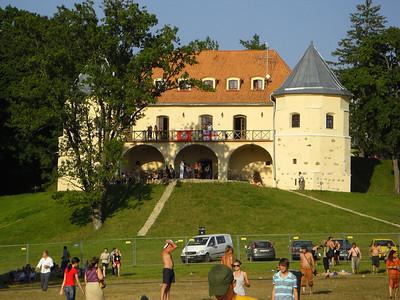 Norviliskes Castle - Lithuania
