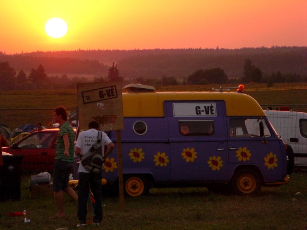 b2gether Music Festival Bus - Lithuania