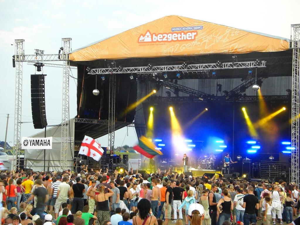 B2gether Music Festival - Lithuania