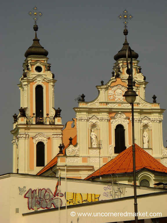 St. Catherine's Church - Vilnius, Lithuania