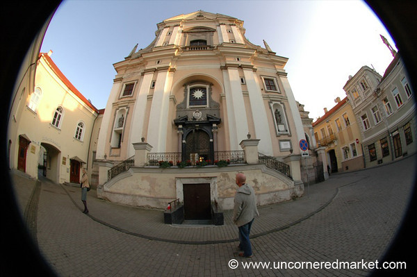 St. Teresa's Church - Vilnius, Lithuania