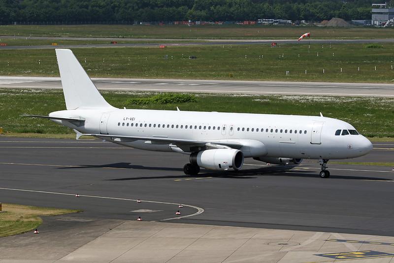 "LY-VEI Airbus A320-233 ""Avion Express"" c/n 0902 Dusseldorf/EDDL/DUS 18-05-18"