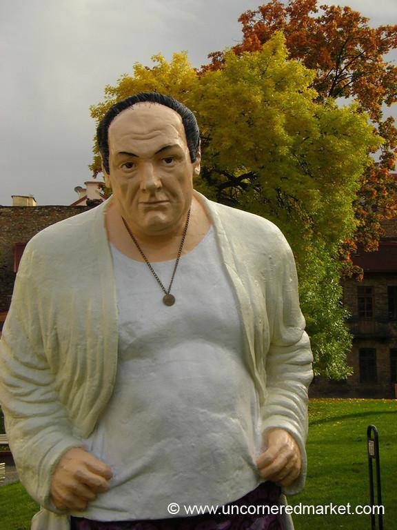 Tony Soprano in Vilnius? Lithuania