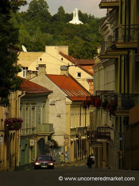 Vilnius Streets - Lithuania