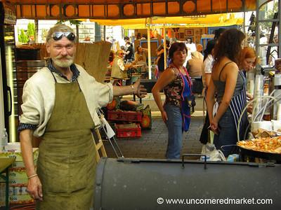 Street Food at Vilnius Days - Vilnius, Lithuania