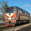 TEP70 0332 at Sestokia. Lithuania on the 14th October 2007.