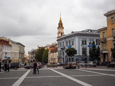 Vilnius City Hall Square