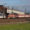 TEP60 0923 leaving Vilnius for Sestokia. 15th October 2007.