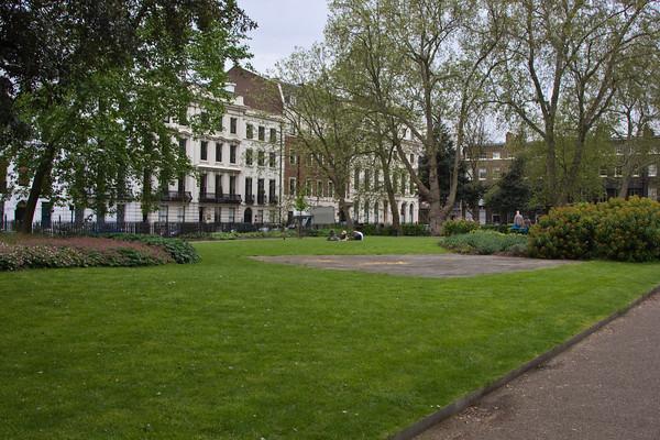 Bloomsbury Square, London, England