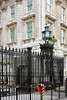 Downing Street, the Home of the British Prime Minister, London,