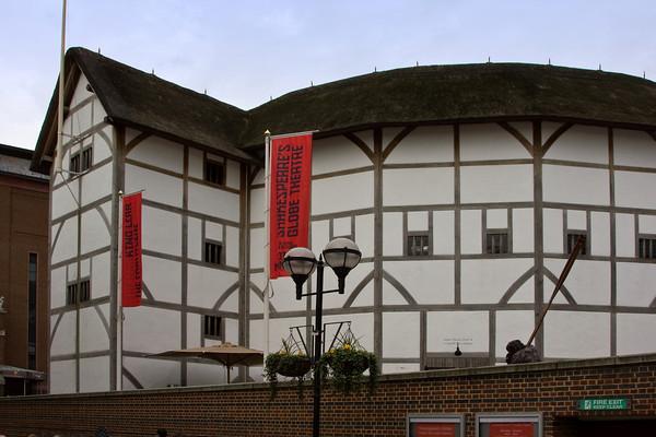 Shakespeare's Globe Theatre, London, England