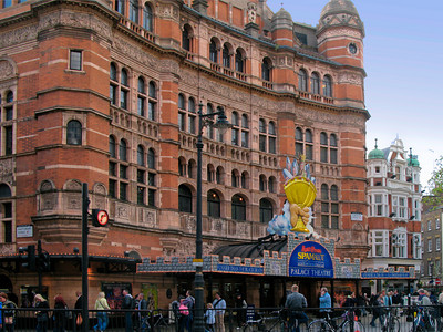 Palace Theatre, London, England