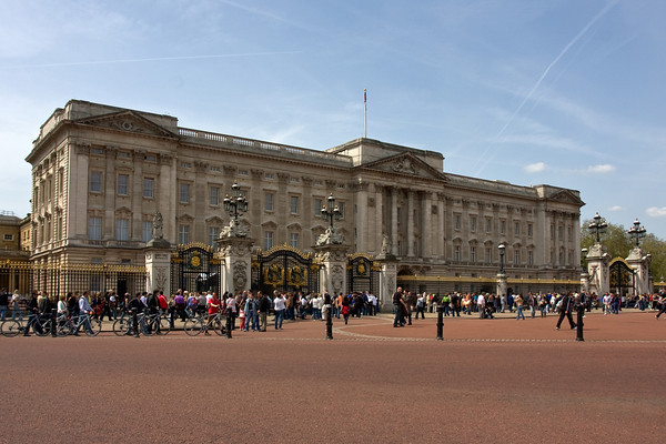 Buckingham Palace, London, England